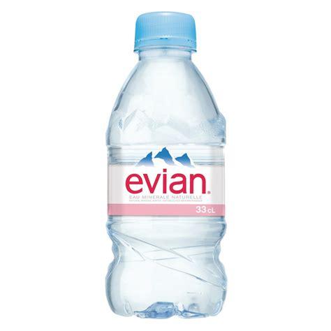fournitures de bureau eau evian bouteille 33 cl de 24 eaux plates