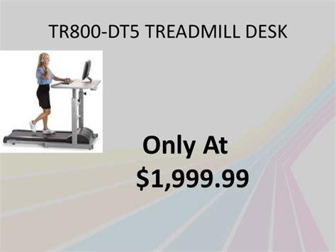 tr800 dt5 treadmill desk standing desk with treadmill