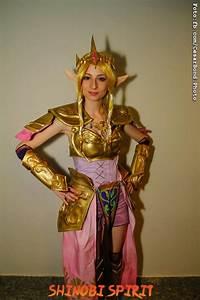 Zelda Hyrule Warriors Cosplay by Yuukiq on DeviantArt