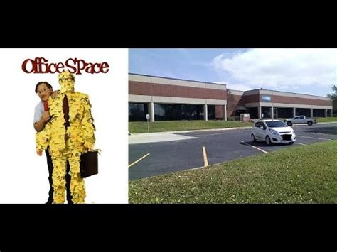 was office space filmed special edition quot office space quot filming locations in Where