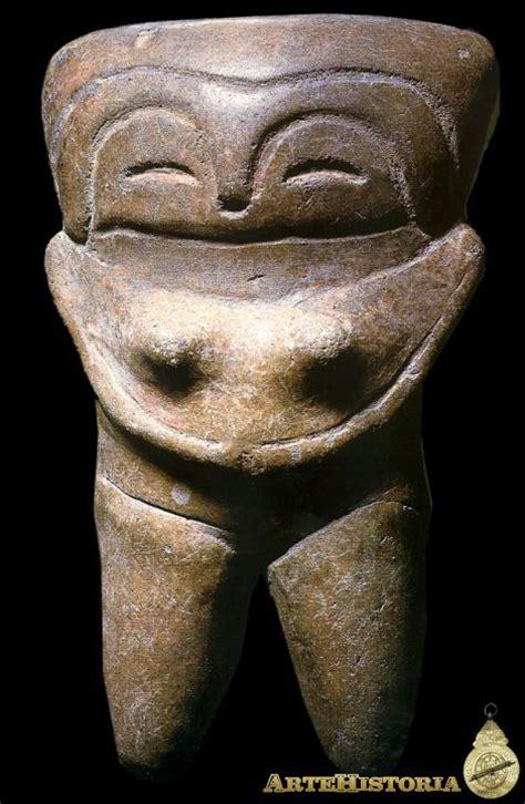 diosa de la fecundidad cultura valdivia ecuador