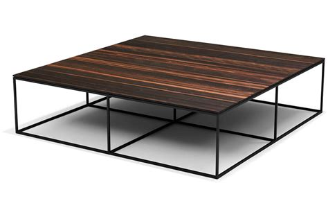 extra large coffee table slice large coffee table hivemodern com