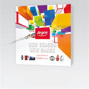 New Argos Catalogue
