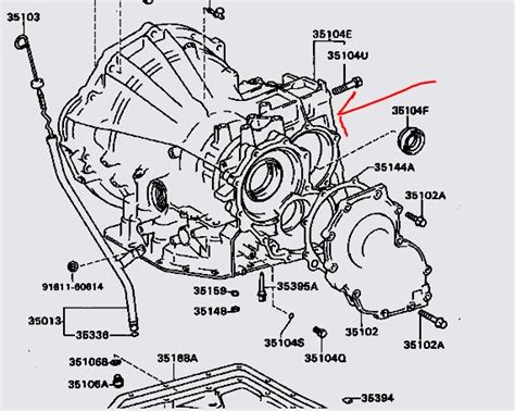 How Check Add The Differential Fluid Corolla