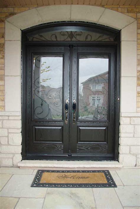 exterior front doors custom fiberglass exterior doors