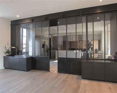 cuisine moderne prix architecture intérieur cholet nantes verrière acier