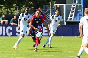 Men's soccer holds Michigan State scoreless in tie | UIC Today
