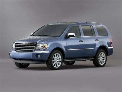 Best Used Chrysler Full-size Suv