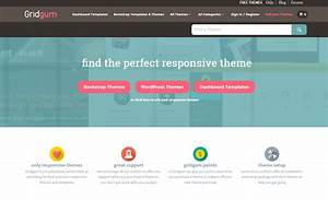 10 best bootstrap themes templates marketplaces to buy With bootrap template