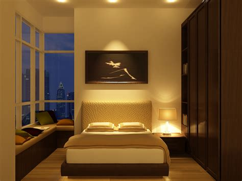 Lights For Bedroom : Very Interesting Lighting Ideas-interior Design