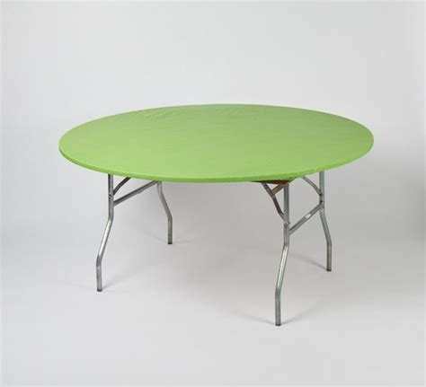 round elastic table covers kwik covers round plastic table covers with elastic 60