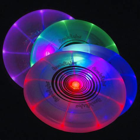 flashflight led light  flying disc