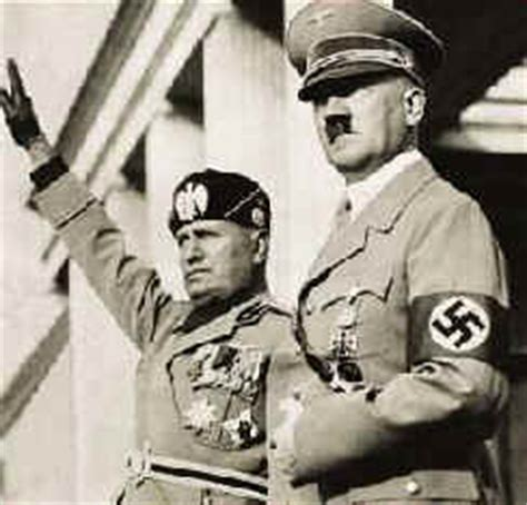 Image result for lovers of death hitler mussolini