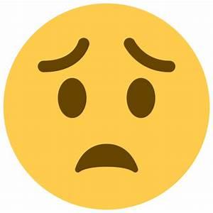 Worried Emoji M... Worried Emoji