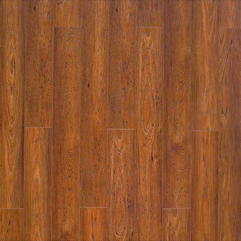 Glueless Laminate Flooring Hickory by Innovations Henna Hickory Laminate Flooring 5 In X 7 In
