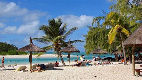 Amazing Île Aux Cerfs Island Of Dreams Mauritius Hd