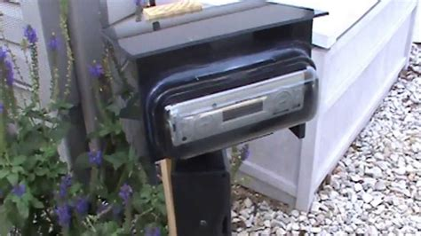 outdoor stereo cabinet ideas outdoor pool radio youtube