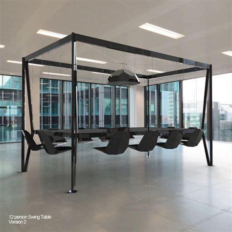 Swing Table by Swing Set Dining Table Thinkgeek Home Swing Table