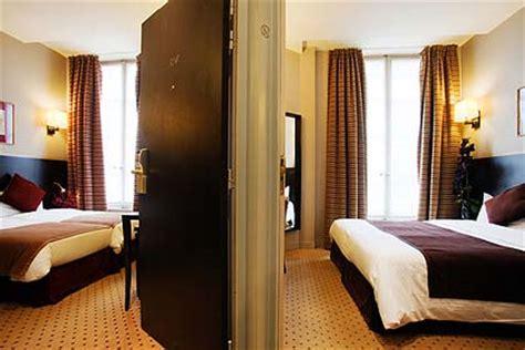 hotel chambre communicante best hotel louvre opéra 3 étoiles
