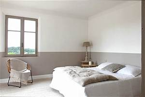 beautiful chambre taupe et chocolat photos seiunkelus With chambre blanc et taupe