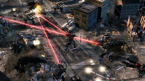 War Commander Screenshots Pictures Wallpapers Web Screenshot De Command Conquer 3 Tiberium Wars 2006 3 De 3