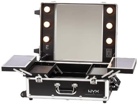 makeup desk with lights uk nyx makeup artist with lights large