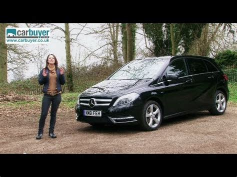 mercedes benz  class mpv review carbuyer youtube