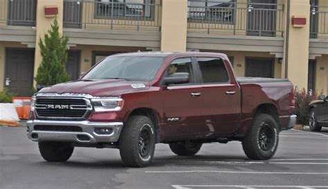 2020 Dodge Ram 1500 by 2020 Ram 1500 Trx Roaming The Mountains Spied