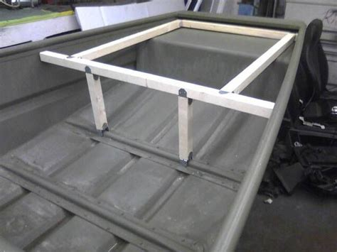 Diy Fishing Boat Deck by Image Result For 12ft Jon Boat Deck Ideas Storage