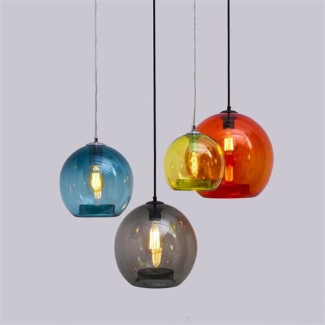 blown glass pendant luxe to less 5 of the best pendant lights