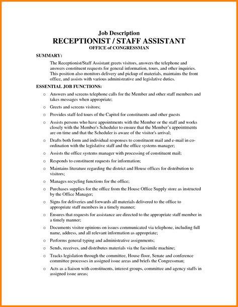 front desk medical receptionist job description clinic front desk job best home design 2018