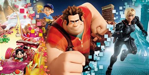 'Wreck It Ralph' subverts princess tropes Film Daily