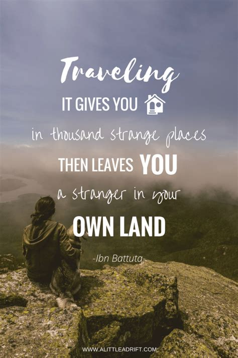 Unconventional Travel The World Quotes — My Fav Travel
