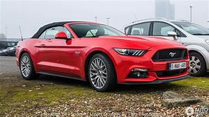 Ford Mustang GT Convertible 2015 - 11 February 2017 - Autogespot