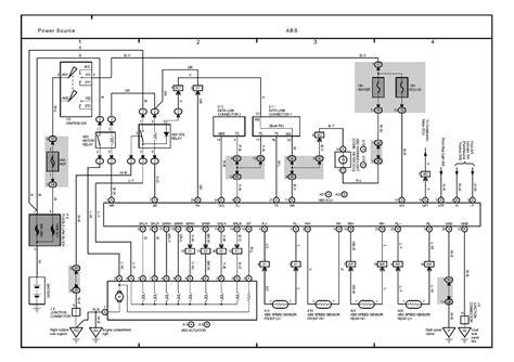 Lexus Frt Marker Light Wiring Diagram