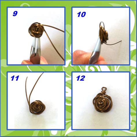 blue forest jewellery s blog handmade monday wire roses