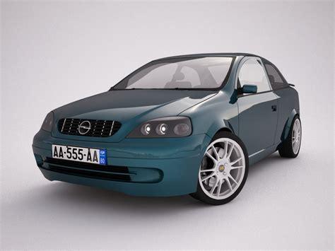 Opel Automobile Models by Opel Astra G Flatpyramid