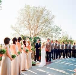 wedding ceremony california wedding once wed
