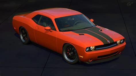 2008 Dodge Challenger Srt8 Gran Turismo 5 By