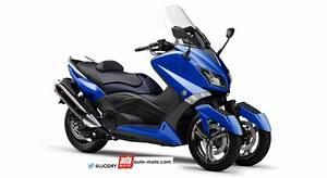 Permis Scooter 500 : yamaha tmax 3 roues 2017 sportif rassurant auto moto ~ Medecine-chirurgie-esthetiques.com Avis de Voitures