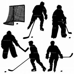 Hockey Players Clipart (75+)