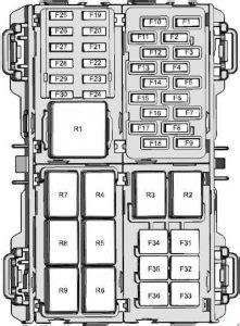 ford fiesta   fuse box diagram auto genius