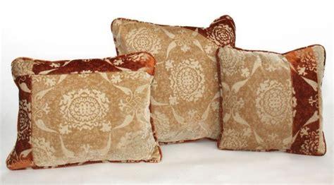 Cuscini Decorativi - quando nascono i cuscini decorativi in tessuti pregiati
