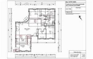 Plan 3d En Ligne : plan de maison en ligne plan de maison de plain pied avec ~ Dailycaller-alerts.com Idées de Décoration