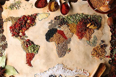 top 10 recettes inspir 233 es par les cuisines du monde