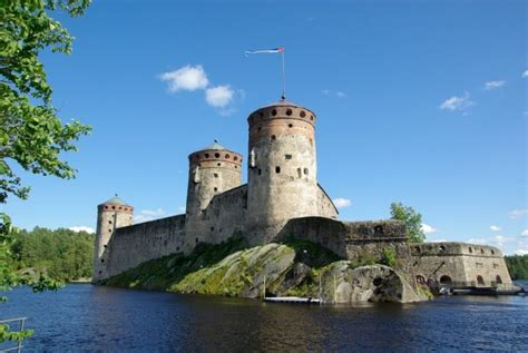 Tourist Attractions In Finland  Top 30 Cities And Towns