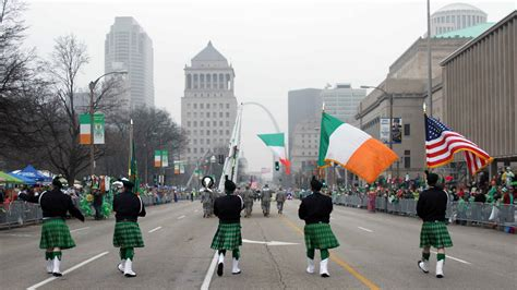 The 2016 St. Louis St. Patrick's Day Parade