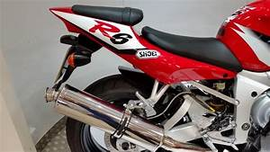 Yamaha Yzf R6 2002