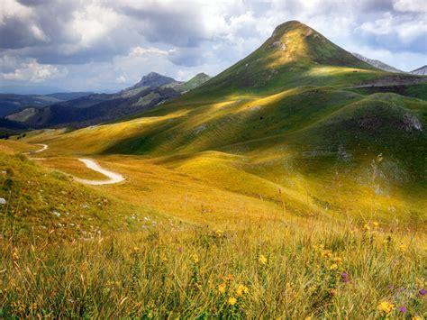 zelengora mountain range   sutjeska national park