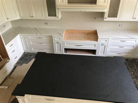 calcutta quartz kitchen
